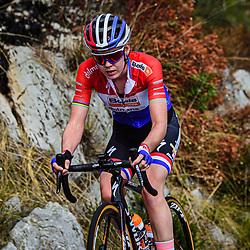 15-09-2020: Wielrennen: Giro Rosa: Terracina <br /> Anna van der Breggen