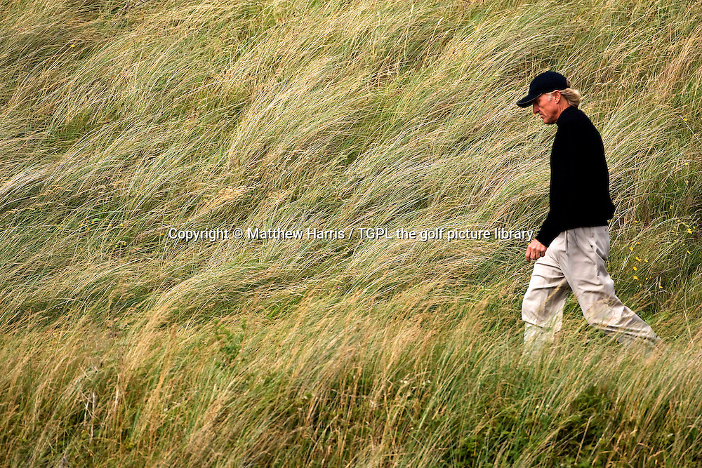 Greg NORMAN (AUS) during fourth round British Open, Royal Birkdale, Southport, Lancashire, England 20th July 2008.