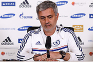 Chelsea Press Conference 280314