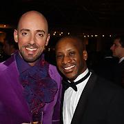 Miljonairfair 2004, Maik de Boer en vriend