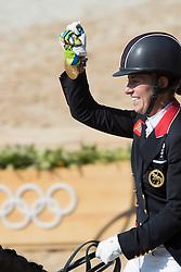 Dujardin Charlotte, GBR, Valegro<br /> Olympic Games Rio 2016<br /> © Hippo Foto - Dirk Caremans<br /> 15/08/16