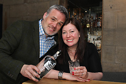Steve and Vivienne Muir of North Berwick distiller NB Gin have tied up a deal with a US retailer worth £4m over five years. 19032018 pic by Terry Murden @edinburghelitemedia tel: 07971 686038 pic taken 29032016