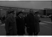 Australian Prime Minister Visits Ireland.   (H79)..1974..23.12.1974..12.23.1974..23rd December 1974..As part of his tour of E.E.C. Capital Cities,Mr Gough Whitlam, the Australian Prime Minister visited Dublin today. In Dublin he will have talks with An Taoiseach, Mr Liam Cosgrave.