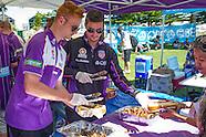 Perth Glory Family Fun Day 2013