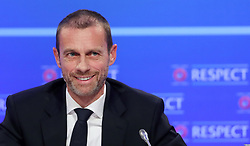 File photo dated 03-12-2018 of UEFA President Aleksander Ceferin. Issue date: Tuesday June 1, 2021.