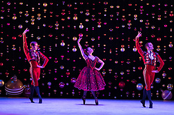 Scottish Ballet opens its tour of the festive ballet, The Nutcracker, in Edinburgh on 9 December until 30th January before it moves to  Glasgow, Aberdeen, Inverness and Newcastle.