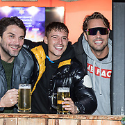 NLD/Amsterdam/20191003 - Lancering Het Amsterdamse Winterparadijs, Xander de Buisonje, Lil Kleine en Bas Smit