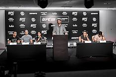 UFC 224 sales opening announcement - RIO DE JANEIRO - 20 March 2018