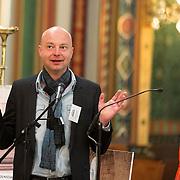 NLD/Amsterdam//20140327 - Presentatie deelnemers Op Zoek naar God 2014, Jacco Doornbos