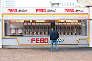 Febo mobiel snack automaat, Amsterdam Arena
