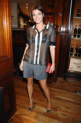 HOLLY DAVIDSON at a party to celebrate the launch of Diesel's new mens & womens fragrances 'Fule for Life' at their newly reopened store on the Kings Road, London on 13th September 2007.<br /><br />NON EXCLUSIVE - WORLD RIGHTS