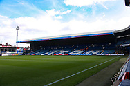 Pre-match at the EFL Sky Bet League 1 match between Luton Town and Bristol Rovers at Kenilworth Road, Luton, England on 15 September 2018.