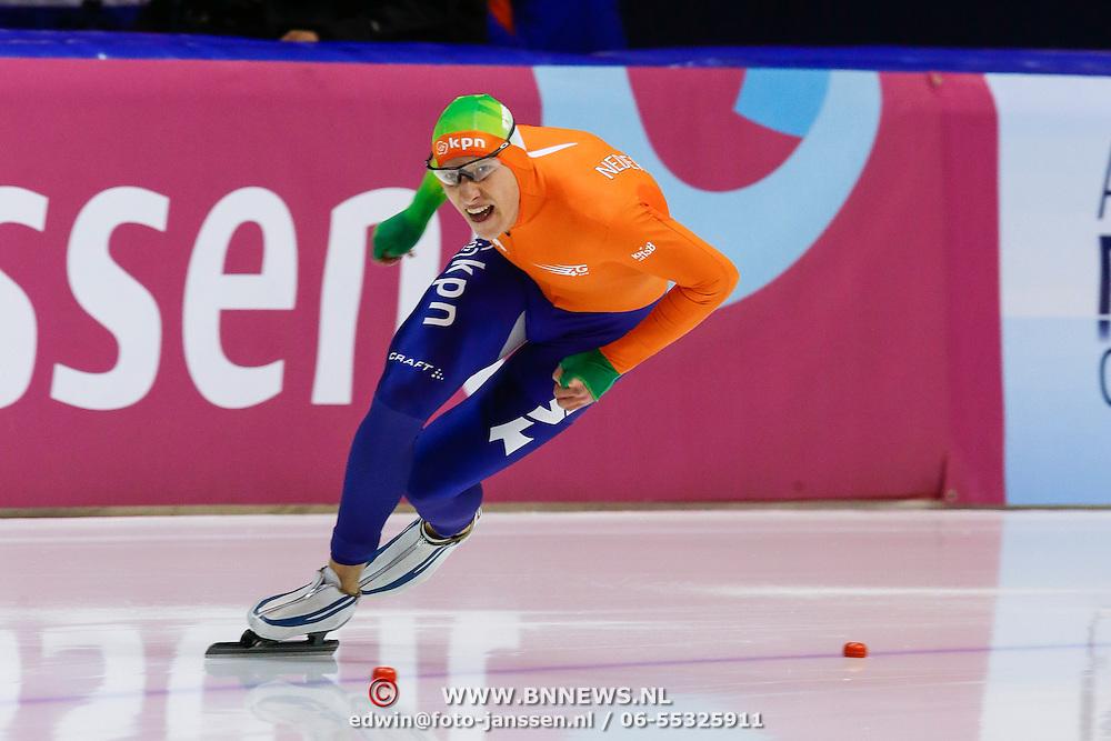 NLD/Heerenveen/20130111 - ISU Europees Kampioenschap Allround schaatsen 2013, 500 meter, Jan Blokhuijsen