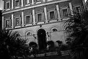 Palazzo Grazioli, Berlusconi's Rome residence. Rome, 29 november 2013. Christian Mantuano / OneShot