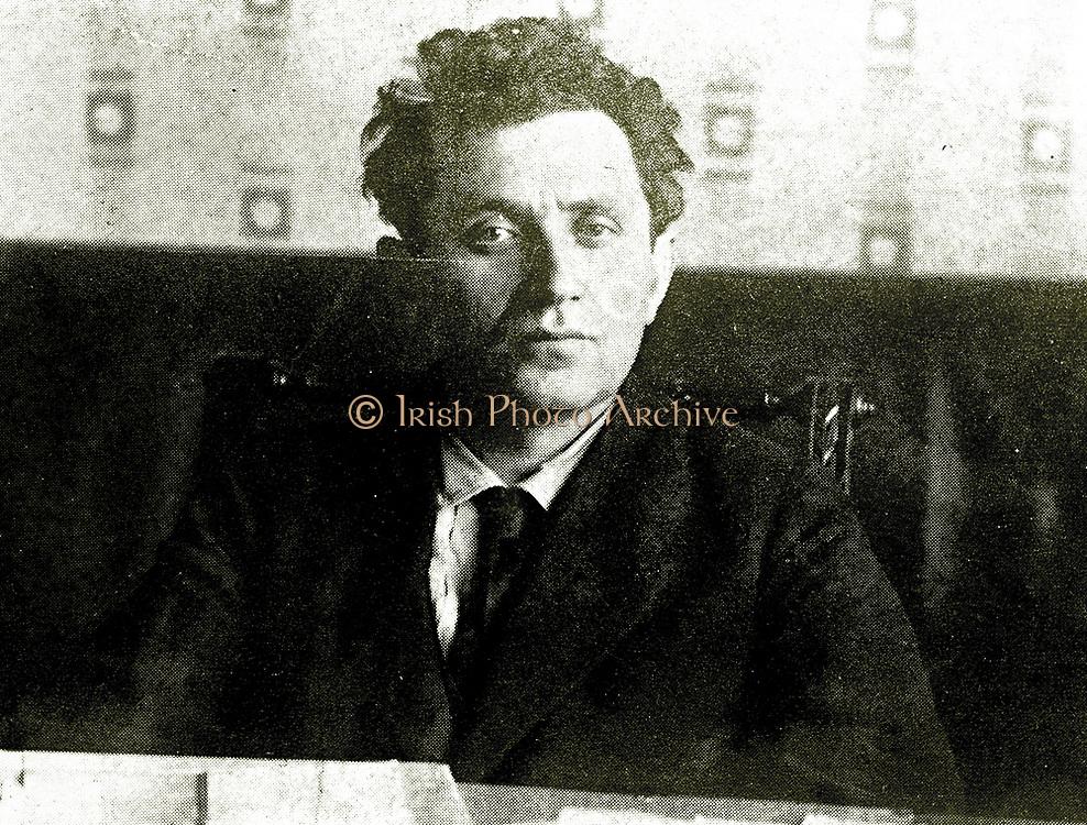 Gregory Yevseevich Zinoviev 1883 - 1936) was a Bolshevik revolutionary and a Soviet Communist politician.