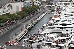 May 26, 2019 - Monte Carlo, Monaco - Motorsports: FIA Formula One World Championship 2019, Grand Prix of Monaco, ..#16 Charles Leclerc (MCO, Scuderia Ferrari Mission Winnow) (Credit Image: © Hoch Zwei via ZUMA Wire)