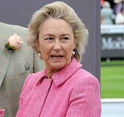 GILLIAN, LADY HOWARD DE WALDEN at the 3rd day of the 2008 Glorious Goodwood racing festival at Goodwood Racecourse, West Sussex on 31st July 2008.<br /> <br /> NON EXCLUSIVE - WORLD RIGHTS