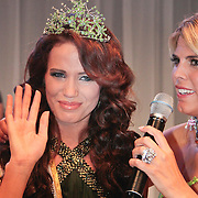 NLD/Nijkerk/20110710 - Miss Nederland verkiezing 2011, Miss Nederland Earth 2011  Jill Duijves