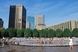Water Fountain / Christian Science Center