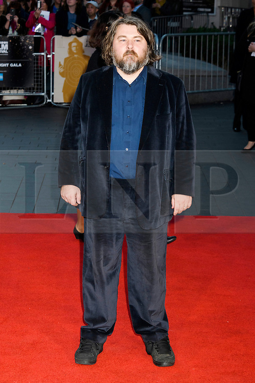 © Licensed to London News Pictures. 16/10/2016. London, UK. Film director BEN WHEATLEY attend the film premiere of Free Fire showing at The London Film Festival. Ray Tang/LNP