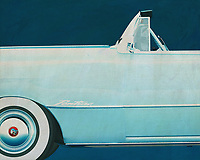 If you want to give a retro look to your interior, this painting of the classic Pontiac Chieftain is your thing.<br /> This Pontiac Chieftain is the convertible version that was found in the fifties of the last century on the American roads if the weather allowed it. –<br /> <br /> <br /> BUY THIS PRINT AT<br /> <br /> FINE ART AMERICA<br /> ENGLISH<br /> https://janke.pixels.com/featured/pontiac-chieftain-convertible-1950-jan-keteleer.html<br /> <br /> WADM / OH MY PRINTS<br /> DUTCH / FRENCH / GERMAN<br /> https://www.werkaandemuur.nl/nl/shopwerk/Pontiac-Chieftain-Convertible-1950/528890/132