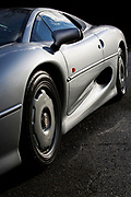Image of a 1994 Silver, XJ220, XJ 220, Supercar,in Seattle, Washington, Pacific Northwest by Randy Wells