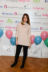 RACHEL STEVENS at the Plusher Fair, Lindley Hall, Royal Horticultural Halls, Vincent Square, London, on 9th November 2013.