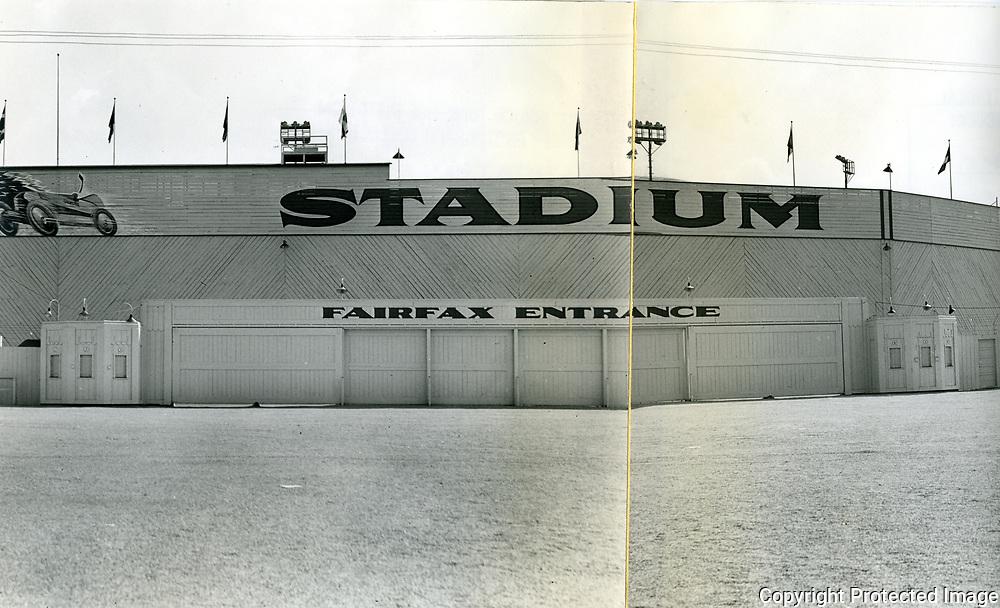 1938 Gilmore Stadium