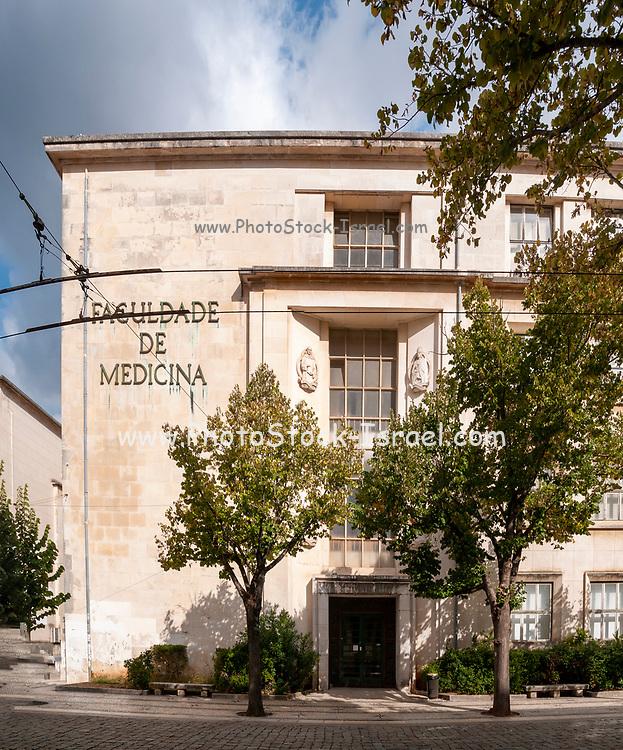 Faculty of Arts (faculdade de Medicina) at the university of Coimbra, Coimbra, Portugal