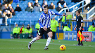 Sheffield Wednesday Defender Daniel Pudil during the Sky Bet Championship match between Sheffield Wednesday and Leeds United at Hillsborough, Sheffield, England on 16 January 2016. Photo by Adam Rivers.