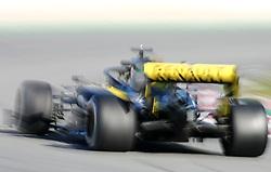 February 26, 2019 - Barcelona, Spain - the Renault of Nico Hulkenberg during the Formula 1 test in Barcelona, on 26th February 2019, in Barcelona, Spain. (Credit Image: © Joan Valls/NurPhoto via ZUMA Press)
