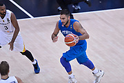 DESCRIZIONE : Trento Nazionale Italia Uomini Trentino Basket Cup Italia Germania Italy Germany <br /> GIOCATORE : Pietro Aradori<br /> CATEGORIA : palleggio contropiede<br /> SQUADRA : Italia Italy<br /> EVENTO : Trentino Basket Cup<br /> GARA : Italia Germania Italy Germany<br /> DATA : 01/08/2015<br /> SPORT : Pallacanestro<br /> AUTORE : Agenzia Ciamillo-Castoria/Max.Ceretti<br /> Galleria : FIP Nazionali 2015<br /> Fotonotizia : Trento Nazionale Italia Uomini Trentino Basket Cup Italia Germania Italy Germany