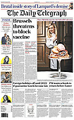 January 26, 2021 (UK): Front-page: Today's Newspapers In United Kingdom