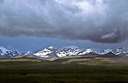 The Altiplano and Cordillera Oriental, Bolivia