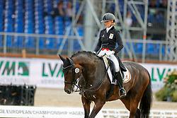 Fairchild Alexa, BEL, Dabanos d'04<br /> European Championship Dressage - Hagen 2021<br /> © Hippo Foto - Dirk Caremans<br /> 07/09/2021