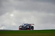 2012 FIA GT1 World Championship.Donington Park, Leicestershire, UK.27th - 30th September 2012.Oliver Jarvis / Frank Stippler, Audi R8 LMS..World Copyright: Jamey Price/LAT Photographic.ref: Digital Image Donington_FIAGT1-18845
