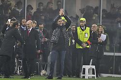 November 23, 2017 - Milan, Italy - Kakà  former player of AC Milan seens  during uefa Europa League AC Milan vs FK Austria Wien at San Siro Stadium (Credit Image: © Gaetano Piazzolla/Pacific Press via ZUMA Wire)