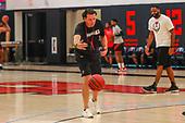 9-28-2021 Texas Tech Men's Basketball Practice