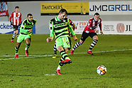 Exeter City v Forest Green Rovers 121217