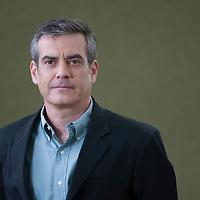 David Eimer at Edinburgh International Book Festival 2014<br /> 9th August 2014<br /> <br /> Picture by Russell G Sneddon/Writer Pictures<br /> <br /> WORLD RIGHTS