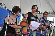 Linda Chorney concert at 2013 Tucson Folk Festival. Event photography by Martha Retallick.
