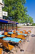 Le Sud Restaurant, Lyon, France (UNESCO World Heritage Site)