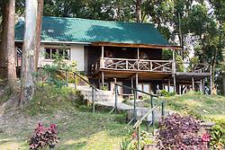Mutanda Lake Resort Lodge
