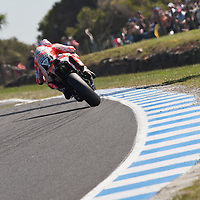 2011 MotoGP World Championship, Round 16, Phillip Island, Australia, 16 October 2011, Nicky Hayden