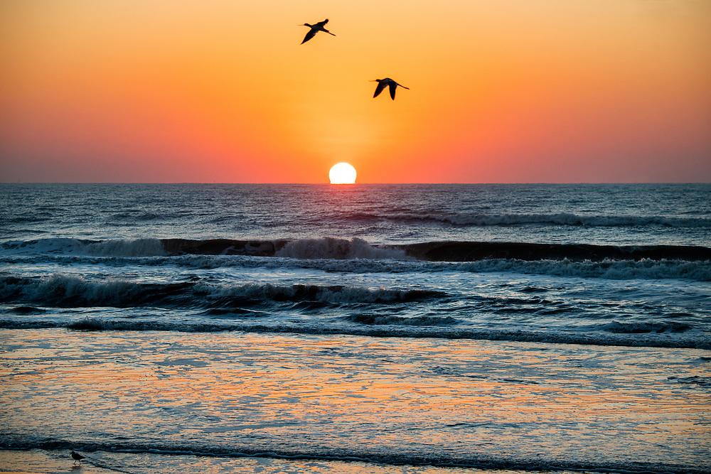 Matagorda Beach, Texas Gulf Coast