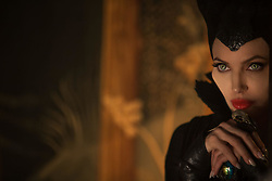 July 2, 2014 - Hollywood, U.S. - MALEFICENT (2014) .ANGELINA JOLIE .ROBERT STROMBERG (DIR) . (Credit Image: © face to face/Entertainment Pictures/ZUMAPRESS.com)