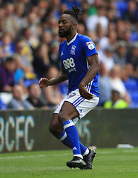 Jacques Maghoma of Birmingham City - Mandatory by-line: Paul Roberts/JMP - 26/08/2017 - FOOTBALL - St Andrew's Stadium - Birmingham, England - Birmingham City v Reading - Sky Bet Championship