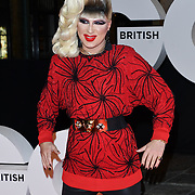Jodie Harsh Arrivers at GQ 30th Anniversary celebration at Sushisamba, The Market, Convent Garden on 29 October 2018.