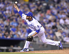 Kansas City Royals vs Oakland Athletics 13 Apr 2017
