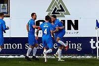 John Rooney. Stockport County FC 1-1 Boreham Wood FC. Vanarama National League. Edgeley Park. 23.1.21